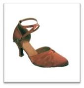 MNS014 Sepatu Dansa