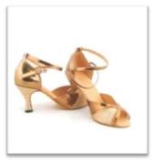 MNS015 Sepatu Dansa
