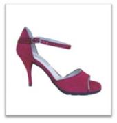 MNS002 Sepatu Dansa