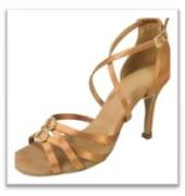 MNS030 Sepatu Dansa