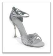 MNS007 Sepatu Dansa