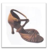 MNS016 Sepatu Dansa