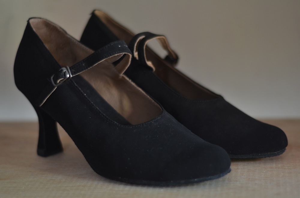 Ready Stock ukuran 37 heel 7 cm